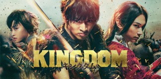 Filme live-action de Kingdom já ganhou mais de 45 milhões de dólares