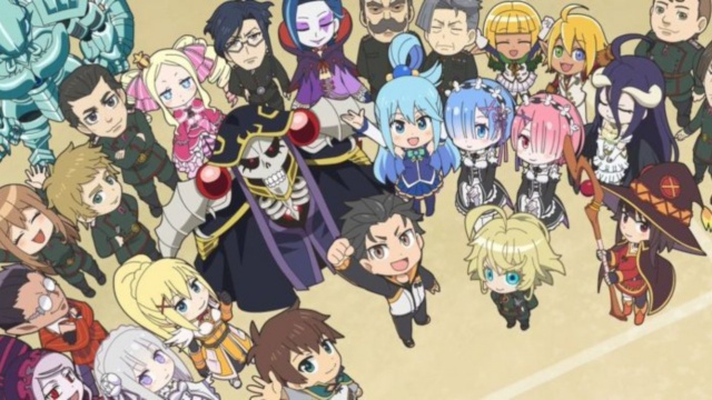 Japoneses elegem os melhores animes do gênero Isekai