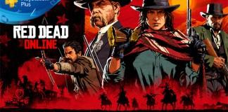 Red Dead Online sem subscrição do PlayStation Plus até 27 de Maio