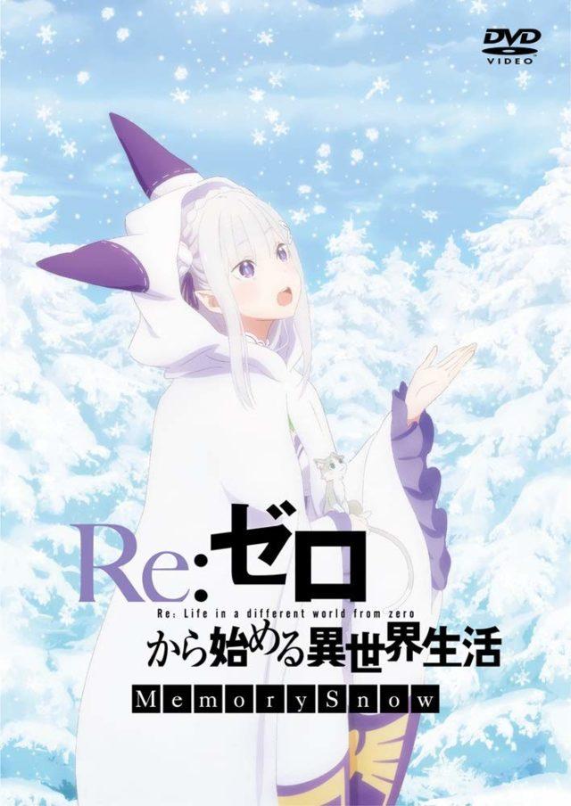 Ranking semanal de vendas – Blu-ray/DVD – Japão – Junho (3 – 9)