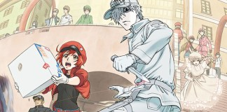 Cells at Work! ganha Magnolia Award
