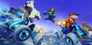 Crash Team Racing Nitro-Fueled - Livestream OtakuPT