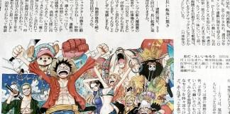 Diretor de One Piece acredita que a obra está a aproximar-se do seu Clímax