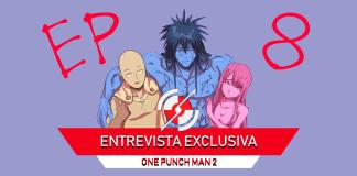 Entrevista Exclusiva com animadores de One-Punch Man 2