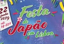 Festa do Japão em Lisboa 2019 - 22 de Junho