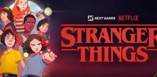 RPG de Stranger Things em 2020