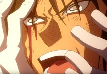 Trailer do episódio 35 de Karakuri Circus