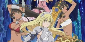 Danmachi: Sword Oratoria na Netflix