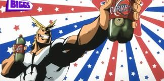 Noites anime em Julho no Biggs