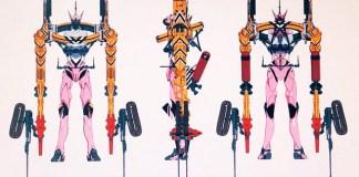 Studio Khara mostra designs de Evangelion: 3.0+1.0