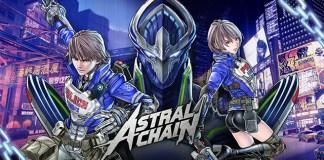 Apresentação Gamescom 2019 de Astral Chain