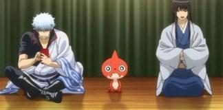 Gintama anuncia colaboração anime com Monster Strike