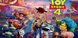 NOS Audiovisuais e Toy Story 4 recolhem 10 mil brinquedos