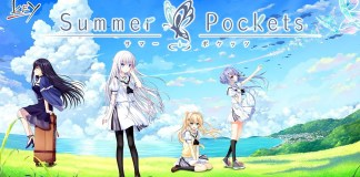 Summer Pockets vai ser lançado no Ocidente
