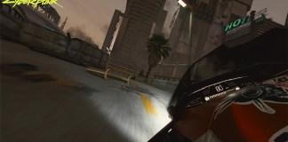 Teaser trailer de Cyberpunk 2077 para Google Stadia