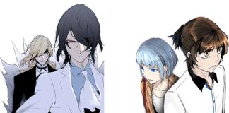 Tower of God e Noblesse vão receber anime