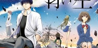 Chegou ao fim o mangá Manten no Hoshi to Aoi Sora