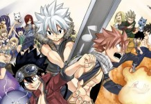 Hiro Mashima vai lançar mangá que vai misturar Rave Master, Fairy Tail e Edens Zero
