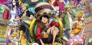 One Piece: Stampede nos cinemas portugueses dobrado e legendado