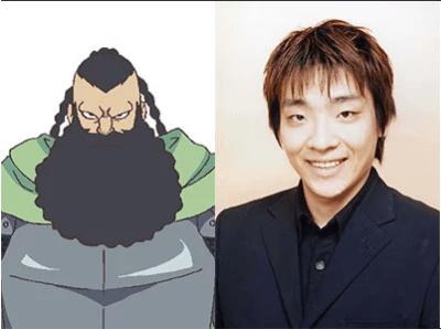 Hiroshi Shirokuma como Brangoire