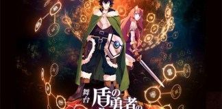 The Rising of the Shield Hero vai ter Peça de Teatro