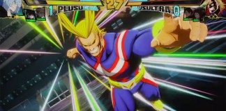 15 minutos de gameplay de My Hero One's Justice 2