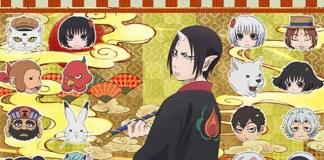 3º OAD de Hoozuki no Reitetsu a 21 de Agosto