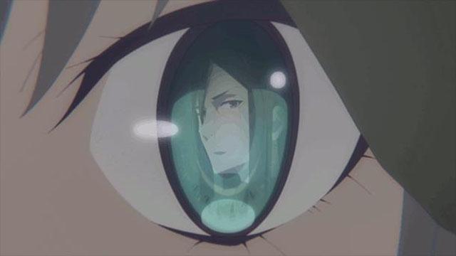 O espelho da Alma.