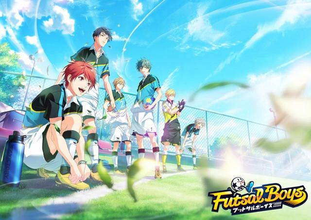 Imagem promocional de Futsal Boys!!!!!