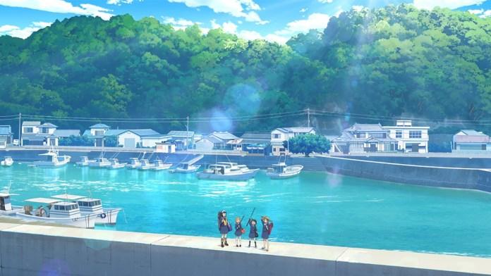 Imagem promocional de Houkago Teibou Nisshi