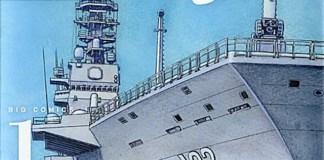Mangá Aircraft Carrier Ibuki termina em Dezembro