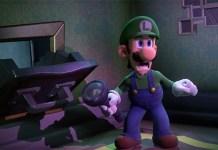 Trailer de apresentação de Luigi's Mansion 3