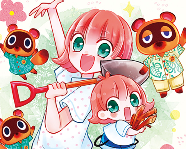 Animal Crossing vai ter mangá