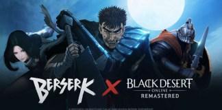 Berserk em Black Desert Online
