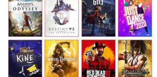 Estes são os 12 jogos de lançamento do Google Stadia