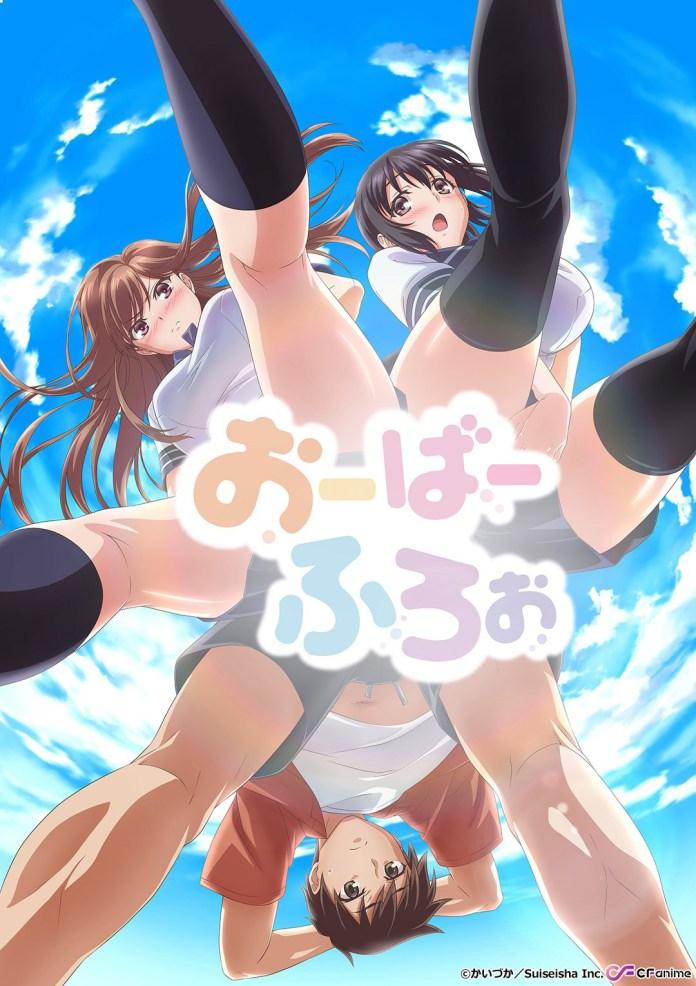 Imagem promocional da série anime Overflow