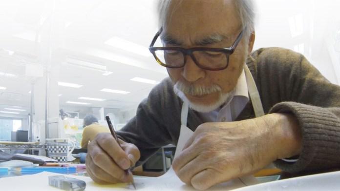 Após 3,5 anos próximo filme de Hayao Miyazaki está 15% completo