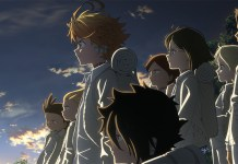 Imagem promocional da Temporada 2 de The Promised Neverland