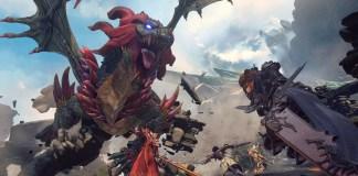 Mais gameplay de Granblue Fantasy: Relink
