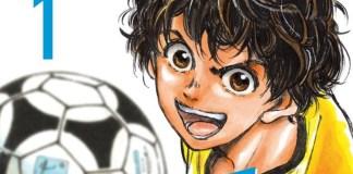 "Mangá Aoashi vai ter ""grandes notícias"""