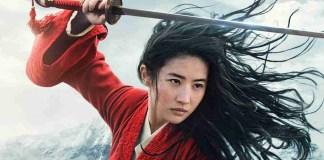 Novo Poster do filme live-action de Mulan