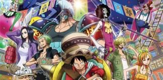 One Piece: Stampede estreia em 11º em Portugal