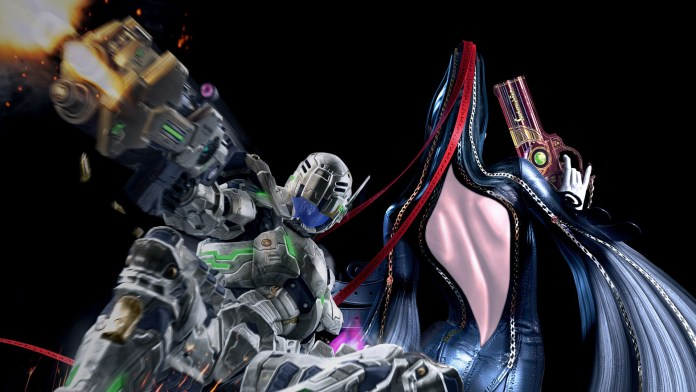 Remasters de Bayonetta e Vanquish para Xbox One