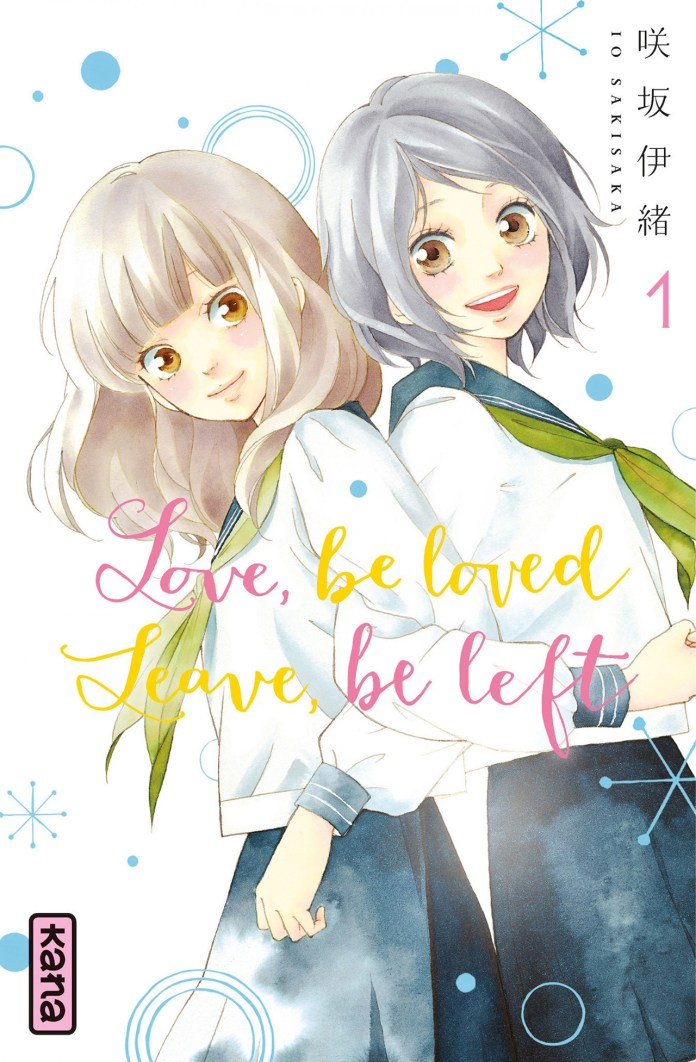 Capa do volume 1 de Love Me, Love Me Not (Omoi, Omoware, Furi, Furare)
