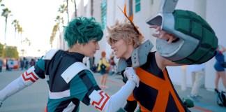 Anime Los Angeles 2020 em Vídeo