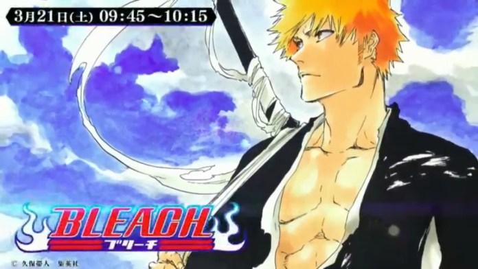 Criador de Bleach vai revelar novo trabalho no AnimeJapan 2020