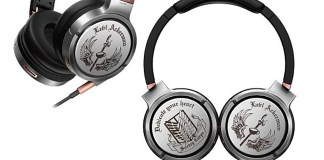 Headphones de Attack on Titan