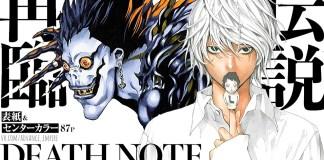 Novo mangá de Death Note vai ser lançado segunda-feira de forma gratuita em inglês