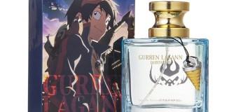 Perfumes de Gurren Lagann