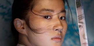 Posters dos atores do filme live-action de Mulan